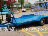 低平板拖车 低平板拖车厂家 低平板拖车价格