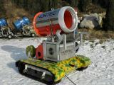 造雪设备 滑雪场履带式高温造雪机