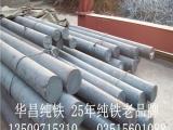 优质太钢纯铁YT0/YT01现货 铸造行业用纯铁 太原华昌