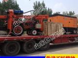 CJC-150拖拉机式气动钻井机  行走式打水井机械