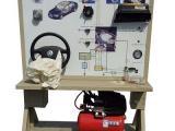 YUY-6060汽车安全气囊示教板