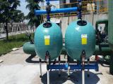 以色列阿科48寸自动反冲洗AGF全塑球形浅层介质砂(沙)滤器