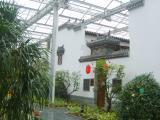 郑州生态餐厅设计建造施工
