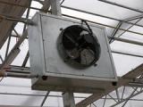 花卉温室大棚加温水暖散热风机
