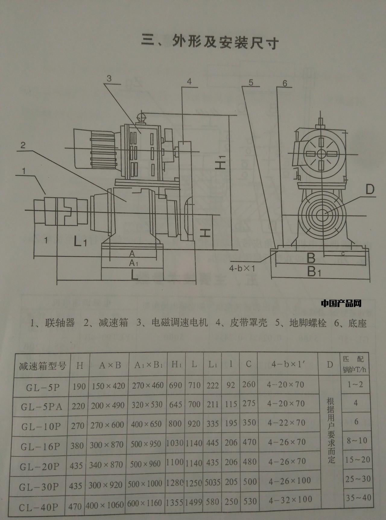 单相齿轮无级调速电动机接线图