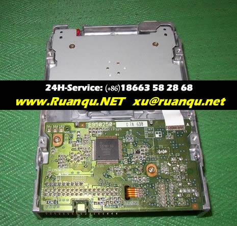 teac fd-235hf 7529 磁碟机
