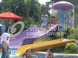 大型水上乐园设备厂家儿童组合滑梯大型滑梯
