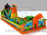 供应大型新款儿童充气城堡充气蹦床生产厂家