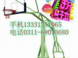 平箱式篮球架生厂商报价配重可自行配置