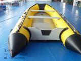 10人铝合金底板冲锋舟,橡皮艇式冲锋舟