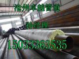 污水排放螺旋钢管厂家
