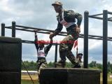 专业部队训练400米障碍器材供应加工好品质看的见