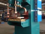 科奥 自行车叉架双头过线管点焊机设备 厂家直供