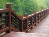 云南万强钢结构工程有限公司开远分公司供应仿木栏杆