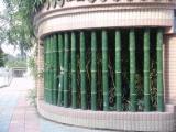云南万强钢结构工程有限公司开远分公司供应仿竹栏杆