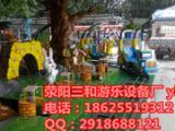 三和游乐欢乐锤HLC-12儿童新型轨道类游乐设备欢乐锤报价