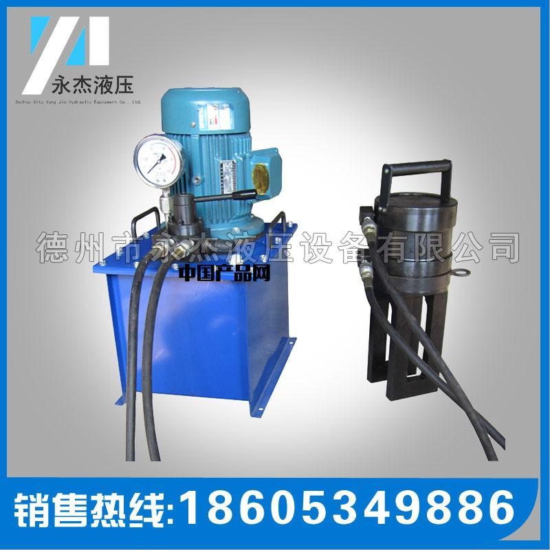永杰钢筋套筒挤压机-建筑专用电动液压泵相关信息图片