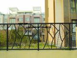 云南万强钢结构工程有限公司开远分公司供应铁艺栏杆