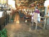 南京复古漆,复古地坪漆,餐厅复古地坪