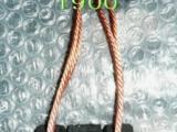 T900碳刷ZD14-000-006,永济直流电机碳刷