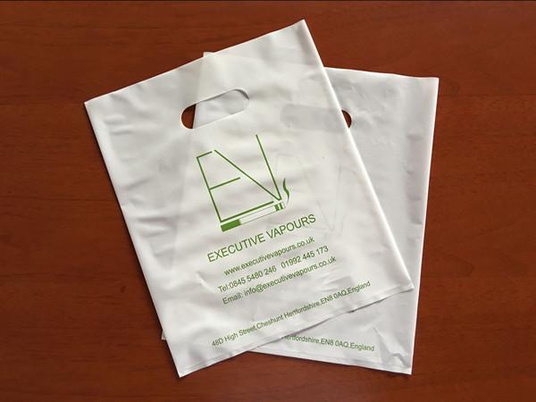pe塑料袋礼品手提袋服装包装袋透明彩印塑料袋