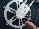 特价出售MZ-600型便携式闸阀研磨机-链条传动