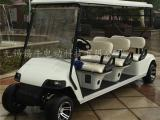 直销无锡6座电动高尔夫球车,雪厂代步游览车