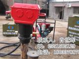 防汛打桩机-便携式打桩机/气动打桩机-防汛打桩机桩径