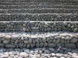 梯形河岸雷诺护垫治理水土流失格宾网垫、斜坡滑坡格宾网笼