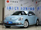 出售二手车2014款大众甲壳虫1.2T时尚型方圆二手车