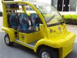 供应4座电动观光车,城市代步车,机场巡逻车