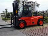 供应新款12吨内燃叉车华南重工12吨重式叉车价格