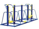 户外健身器材批发厂家公园休闲座椅垃圾桶多少钱
