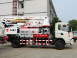 搅拌臂架泵车在农村房建市场中有哪些适用性能值得追捧