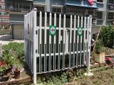 变压器护栏 PVC硬质护栏 花坛围栏
