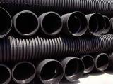 PE中空壁管、中空缠绕管、缠绕管、600缠绕管