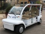 供应8座电动观光车,乡村游览车,度假村看房车