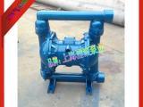 隔膜泵,QBK气动隔膜泵,隔膜泵厂家,铸铁隔膜泵,四氟隔膜泵