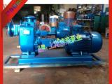 自吸泵,ZW自吸式排污泵,卧式自吸泵,不锈钢自吸泵