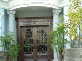 别墅大门铜门