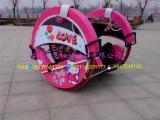 小型精致漂亮的游乐设备逍遥车郑州米恩供应