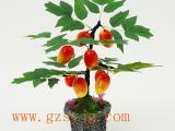 仿真芒果树制作过程 仿真芒果树价格 大型芒果树批发