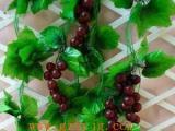广州仿真葡萄树 假葡萄树 上LED仿真葡