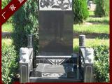 殡葬用品石雕墓碑 仿古雕花墓石 优质石头墓碑批发