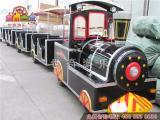无轨小火车 观光小火车直销 儿童游乐设备