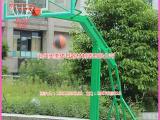 篮球架尺寸效果图、凹箱式篮球架经销处