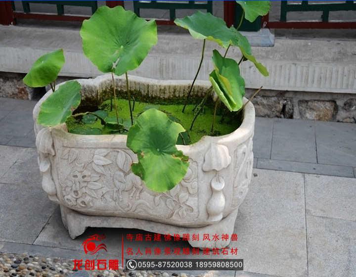 别墅花园花钵 动物造型花钵 精致花盆加工