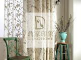 武汉家居窗帘定制 常见的窗帘定制款式
