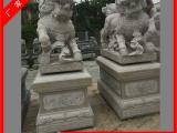 石雕麒麟 石材仿古麒麟雕刻 门口青石麒麟摆件