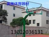 中小学移动篮球架介绍,钢化玻璃篮板